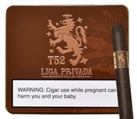 Liga Privada T52 Coronets (5 Tins of 10) 4 x 32