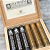 Liga Privada Tubo Sampler (3 #9 and 3 T52) Various Sizes