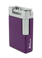Jet Line Opal Soft Flame Purple Lighter