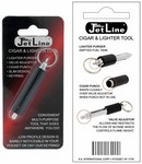 Jetline Key-Ring Cigar Tool