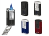 Lotus Duke Triple Flame Lighter with 60 Ring Gauge Cutter - Black Matte