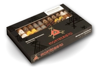 Montecristo Toro 12 Count Sampler (Includes 2 of Each: White, Classic, Platinum, Monte by Monte, Epic, and White Vintage)