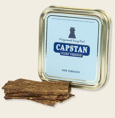 Capstan Original Flake Pipe Tobacco 1.75 oz