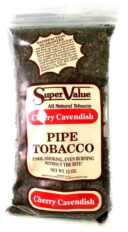 Super Value Pipe Tobacco - Cherry 12 oz