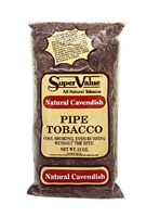 Super Value Pipe Tobacco - Natural 12 oz
