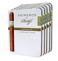 Davidoff Primeros Dominican (5 Tins of 6)