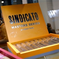 Sindicato Master Series by Rocky Patel Toro (Single Stick)