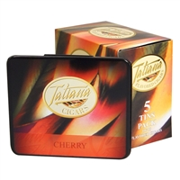 Tatiana Cherry Miniatures (5 Tins of 10)