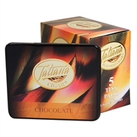 Tatiana Chocolate Miniatures (5 Tins of 10)