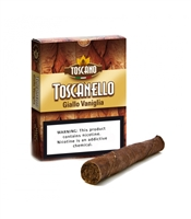 Toscanello Vaniglia (10 Packs of 5)