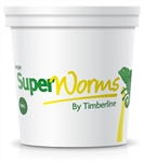 50 count cup large superworms