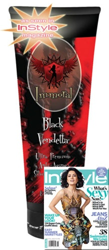 Black Vendetta Tanning Lotion