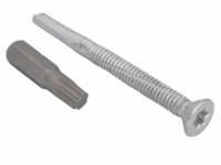 TechFast Roofing Screw - Timber to Steel - Heavy Section - Bag