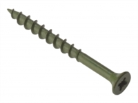 Decking Screw - Green Treated - Box