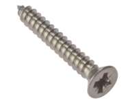 Self Tapping Screw - Countersunk - Stainless Steel