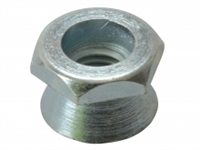 Shear Nuts - Zinc Plated - Bag