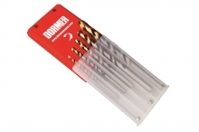 Dormer HSS TiN Jobber Drill Set 5pc