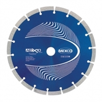 MEXCO Abrasive Materials Diamond Blades ABX10