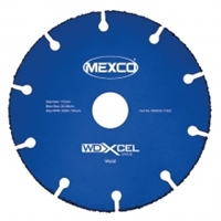 MEXCO Wood Cut Diamond Blade WDXCEL