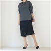 Gray DG Luxury Tencel Top