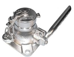 "PEROLO 1-1/2"" ATCO BSP AIRLINE BALL VALVE"