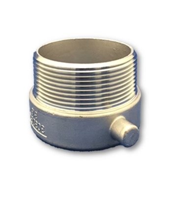 "3"" FEMALE BSP X 3"" MALE NPT CAP ADAPTER"
