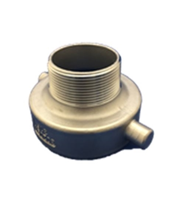 "3"" FEMALE NPT X 2"" MALE NPT CAP ADAPTER"
