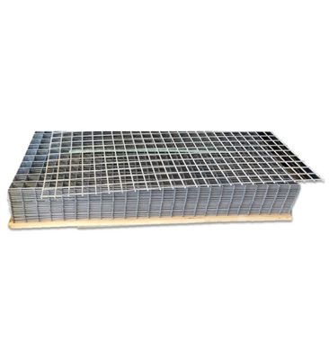 "2"" GALVANIZED WIRE MESH FOR CHASSIS - PER 4' X 8' SHEET"
