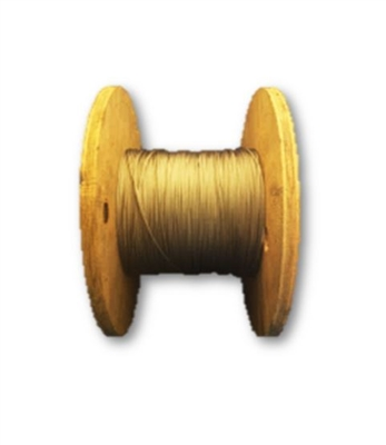 "1/8"" WIRE ROPE - SS - PER FOOT"