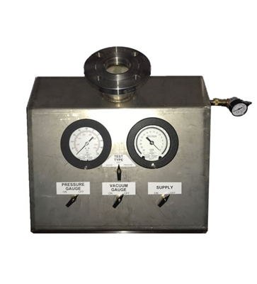 SAFETY RELIEF VALVE BENCH TESTER