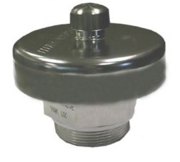 "PEROLO 2"" YAK VACUUM RELIEF VALVE - W/ PRV ADAPTER FLANGE"