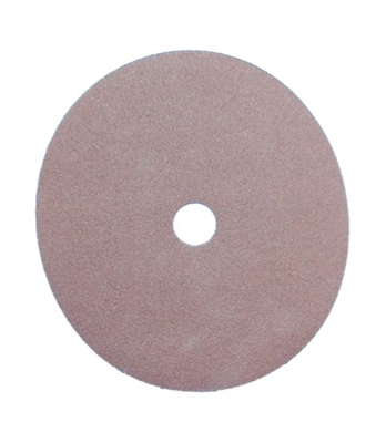 7� X 7/8� BROWN FIBRE DISC � 80 GRIT - 3M PRODUCT