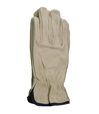 LEATHER GLOVE - X-LARGE - PER PAIR