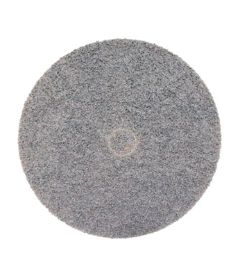 "7"" X 7/8"" SCOTCH-BRITE LIGHT GRIND & BLEND DISC - COURSE CERAMIC - 3M PRODUCT"