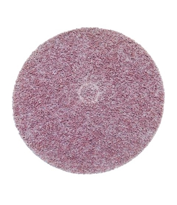"7"" PURPLE HOOK AND LOOP LIGHT GRINDING DISC - COARSE - 3M PRODUCT"