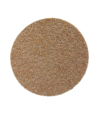 "7"" BROWN HOOK AND LOOP SANDING DISC - COARSE AL OXIDE - 3M PRODUCT"