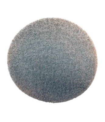 "7"" GREEN/BLUE HOOK AND LOOP SANDING DISC - VERY FINE AL OXIDE - 3M PRODUCT"