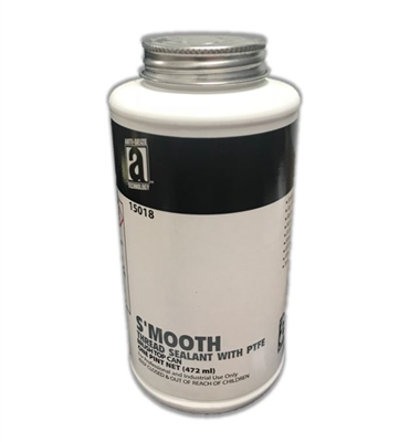 PTFE LIQUID PIPE THREAD SEALANT - 16 OZ