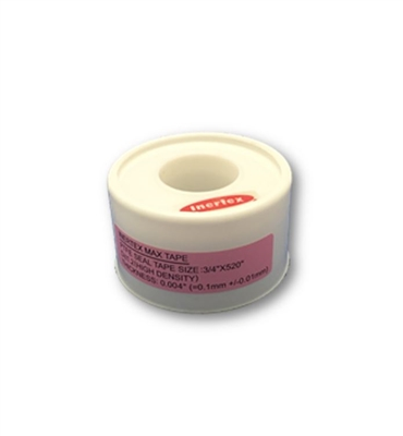 "3/4"" HIGH DENSITY TEFLON TAPE - PER ROLL"