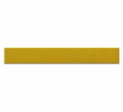 "PR-TH-3479 - Preformed Thermoplastic Pavement Marking Lines 6"" x 3' - 90 MIL Yellow - (Sq. Ft Per Pack 48)"