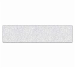 "PR-TH-3482 - Preformed Thermoplastic Pavement Marking Lines 12"" x 3' - 90 MIL White - (Sq. Ft Per Pack 48)"