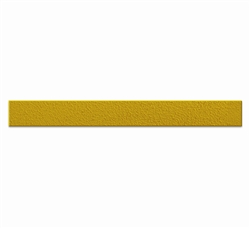 "PR-TH-3491 - Preformed Thermoplastic Pavement Marking Lines 4"" x 3' - 125 MIL Yellow - (Sq. Ft Per Pack 30)"