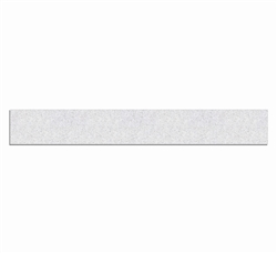 "PR-TH-3492 - Preformed Thermoplastic Pavement Marking Lines 6"" x 3' - 125 MIL White - (Sq. Ft Per Pack 30)"
