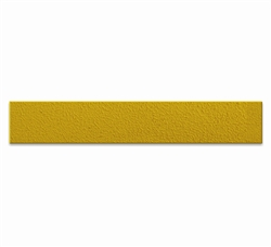 "PR-TH-3495 - Preformed Thermoplastic Pavement Marking Lines 8"" x 3' - 125 MIL Yellow - (Sq. Ft Per Pack 30)"