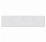 "PR-TH-3496 - Preformed Thermoplastic Pavement Marking Lines 12"" x 3' - 125 MIL White - (Sq. Ft Per Pack 30)"