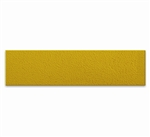 "PR-TH-3497 - Preformed Thermoplastic Pavement Marking Lines 12"" x 3' - 125 MIL Yellow - (Sq. Ft Per Pack 30)"