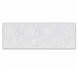 "PR-TH-3498 - Preformed Thermoplastic Pavement Marking Lines 16"" x 3' - 125 MIL White - (Sq. Ft Per Pack 20)"