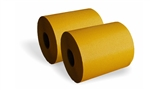 "PR-TH-3509 - Preformed Thermoplastic Pavement Marking Rolls 8"" x 30' - 90 MIL Yellow - (Qty 2)"
