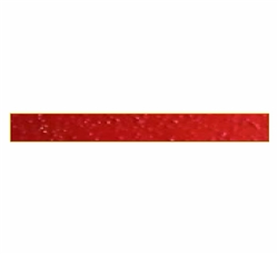 "PR-TH-3891 - Preformed Thermoplastic Pavement Marking Lines 4"" x 3' - 125 MIL Red - (Sq. Ft Per Pack 48)"