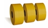 "PR-TH-3904 - Preformed Thermoplastic Pavement Marking Rolls 4"" x 30' - 125 MIL Yellow - (Qty 3)"